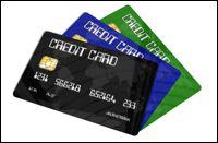 Credit Cards MasterCard Visa Discover