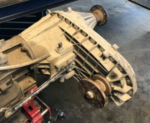 Transfer Case Ford Truck