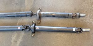 Truck Driveshaft Ujoints