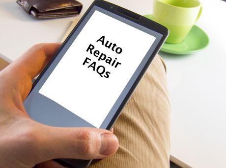 FAQs Transmission Repair Questions