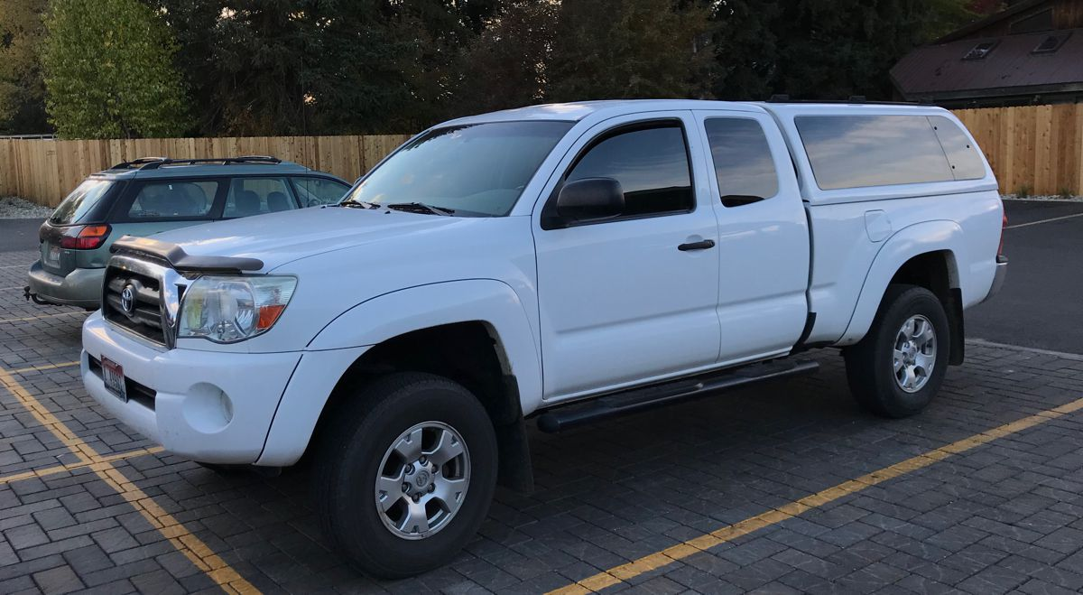Toyota truck transmission service