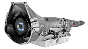 automatic transmission rear drive